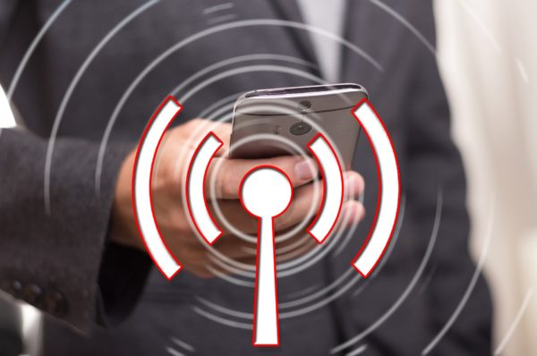 Strahlung vom Handy