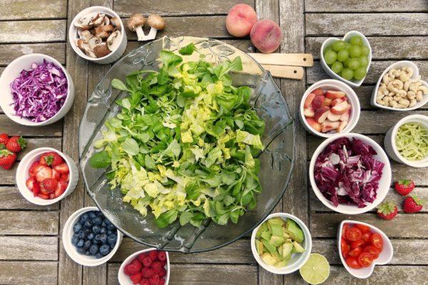 Immunsystem stärken mit Obst und Gemüse
