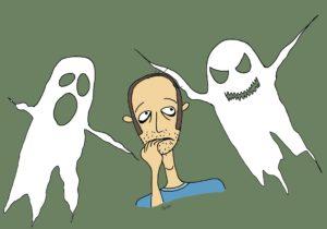 Die Dämonen der Angst
